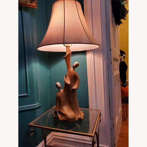 Used Macy's Sleek Table Lamp for sale on AptDeco