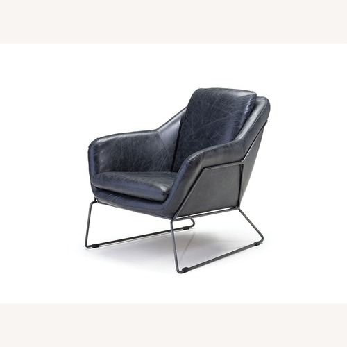 Used Mobital Jasper Occasional Chair (Black) for sale on AptDeco