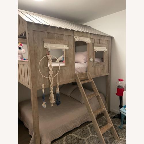 Used Restoration Hardware Loft/Bunk Bed for Kids for sale on AptDeco