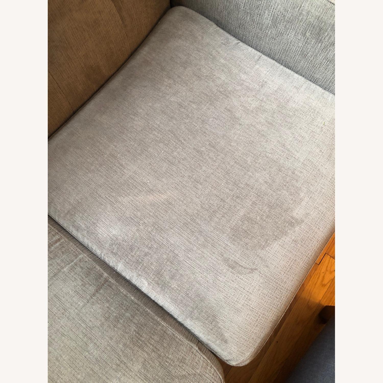 Target Felton Gray Tufted Loveseat Sofa - Threshold - image-4
