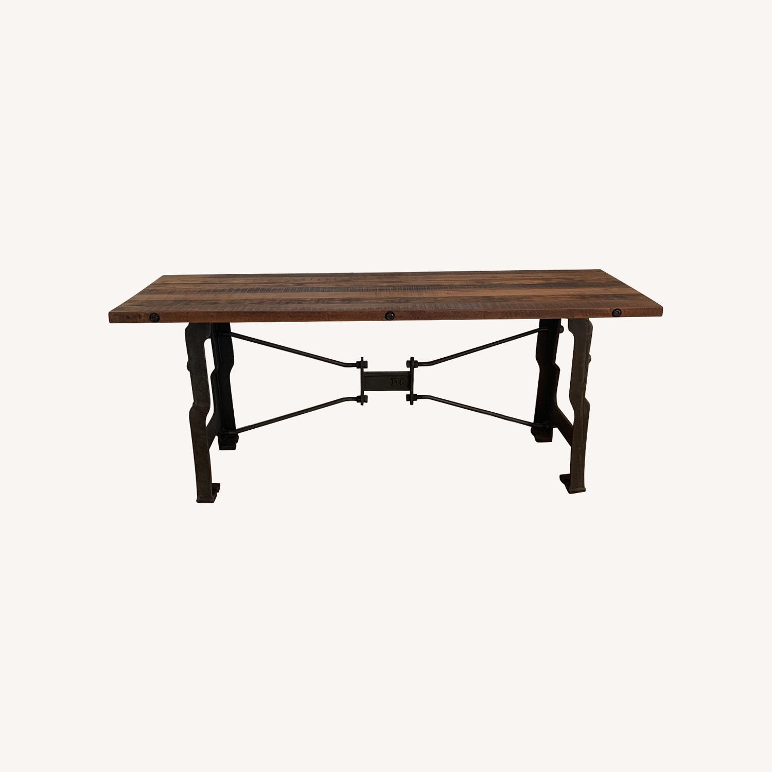 ABC Home Solid Wood Desk - image-0