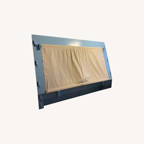 Used Matty Bols Twin Trundle Tent Bed for sale on AptDeco