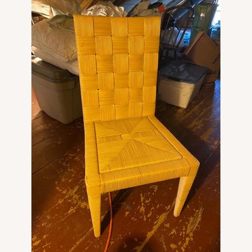 Used Donghia Coastal Vintage Chair for sale on AptDeco