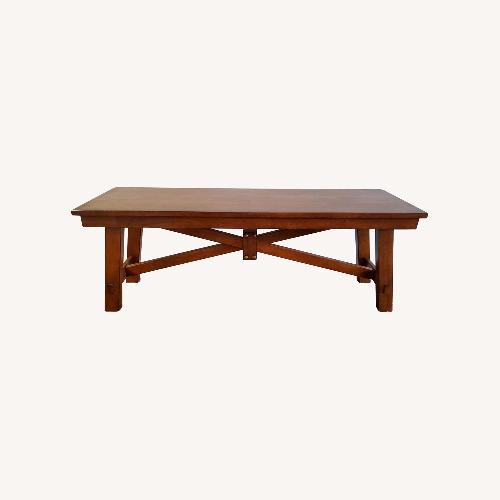 Used Liberty Furniture Creations II Bench for sale on AptDeco