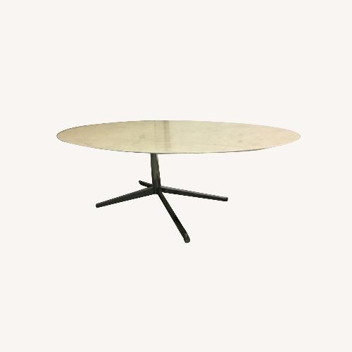 Used Minotti Claydon 220 Marble Dining Table for sale on AptDeco
