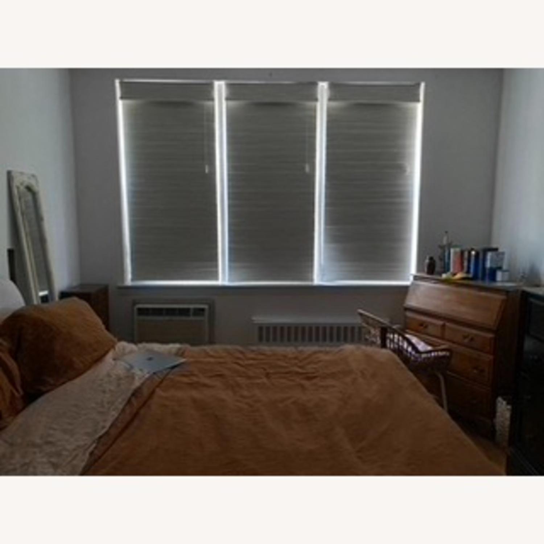 SelectBlinds Premier Modern Wood Blackout Shades - image-3