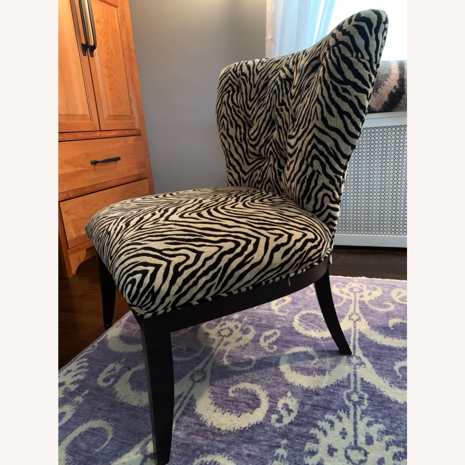 Fortunoff Leopard Print Chair - image-6