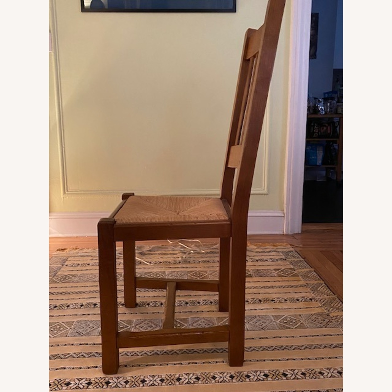 ABC Carpet & Home Expandable Oak Refectory Table - image-9