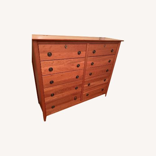 Used Copeland Furniture Vermont Made Wood Dresser for sale on AptDeco