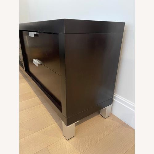 Used EQ3 Versatile Dresser - Modern Wenge Color for sale on AptDeco