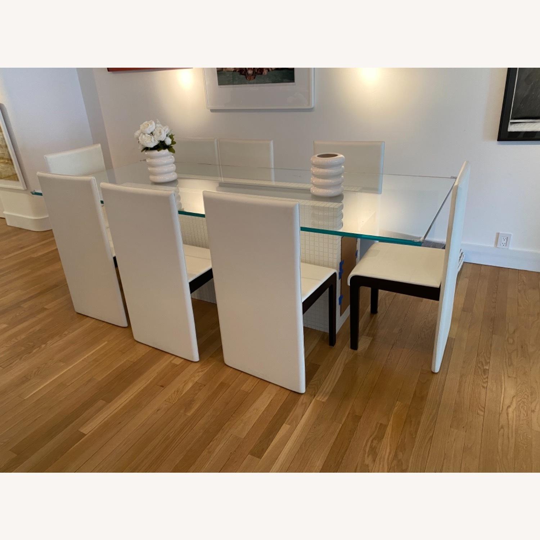 Luxury Italian Poltrona Dining Chairs - image-4