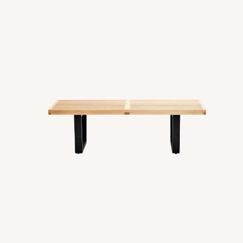 Used Aeon Lark Bench for sale on AptDeco