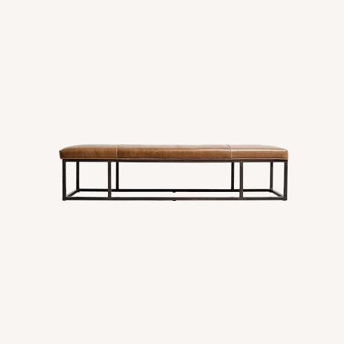 Used Four Hands Jay Bench for sale on AptDeco