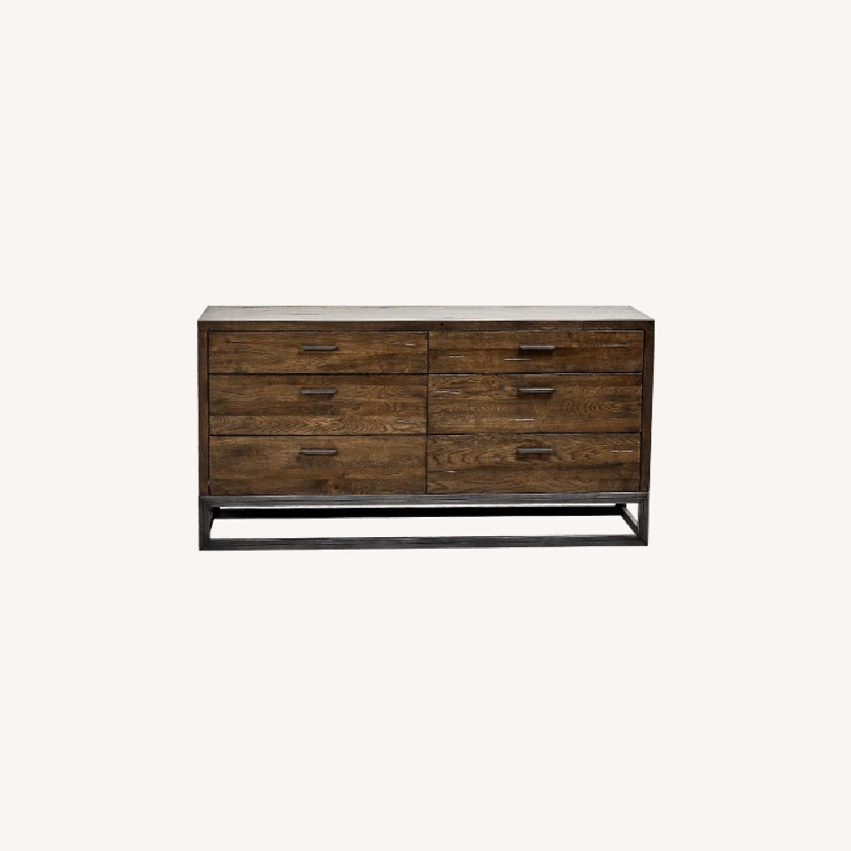 LH Imports Parula 6-Drawer Dresser - image-0