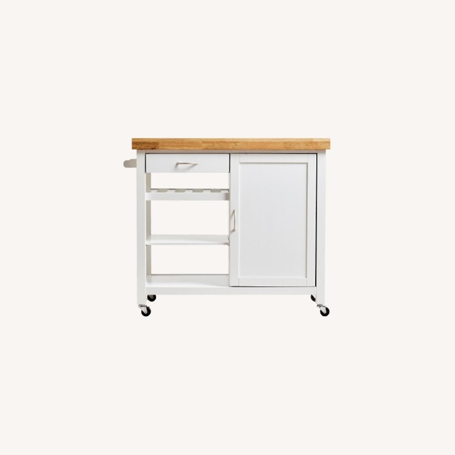 Feather Currawong Kitchen Cart - image-0