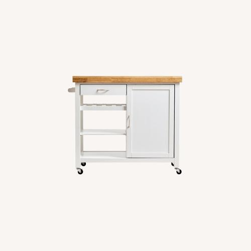Used Feather Currawong Kitchen Cart for sale on AptDeco