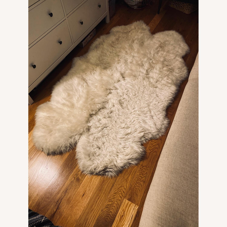 Genuine Sheepskin Rug - image-2