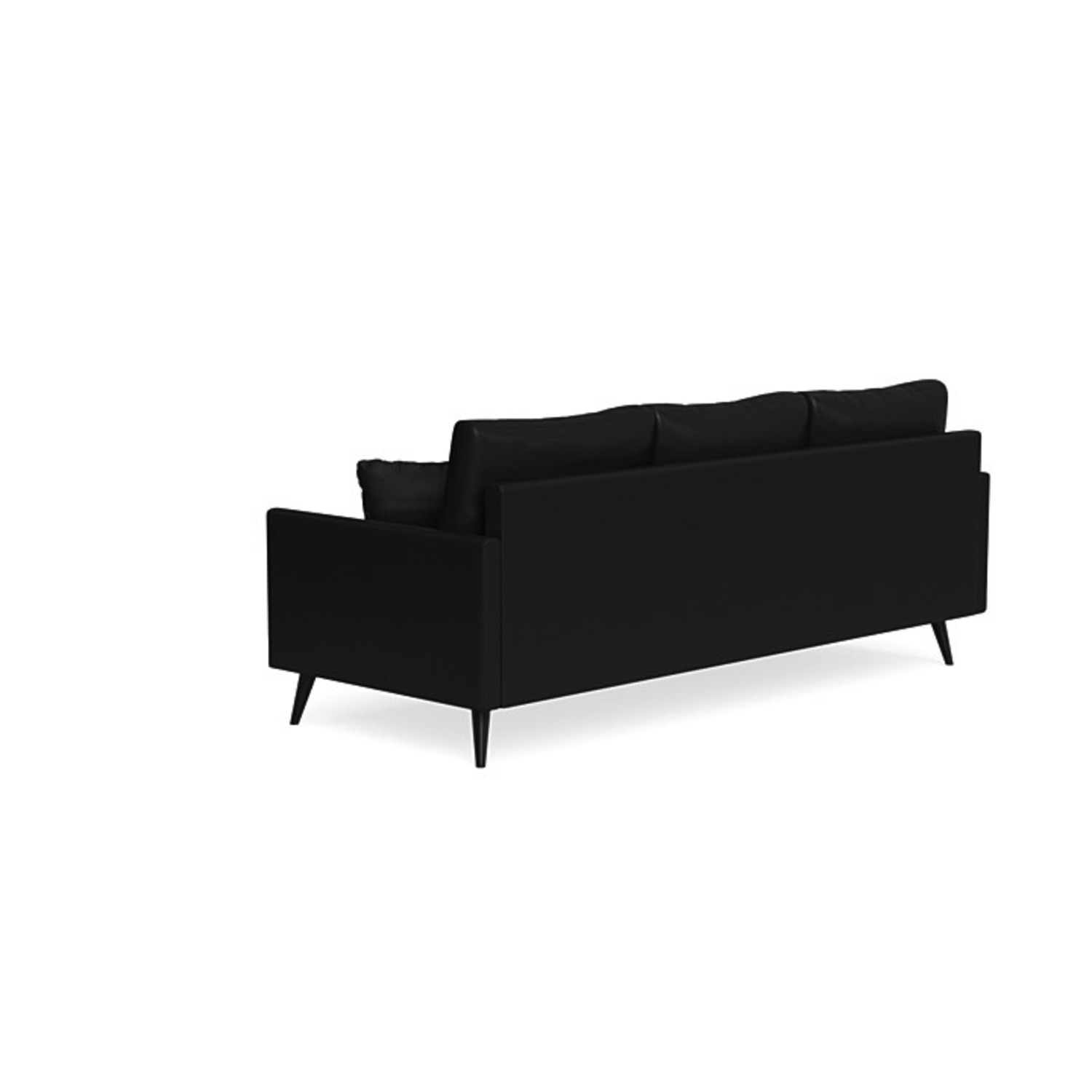 Inside Weather Custom Issa Sectional in Onyx - image-1