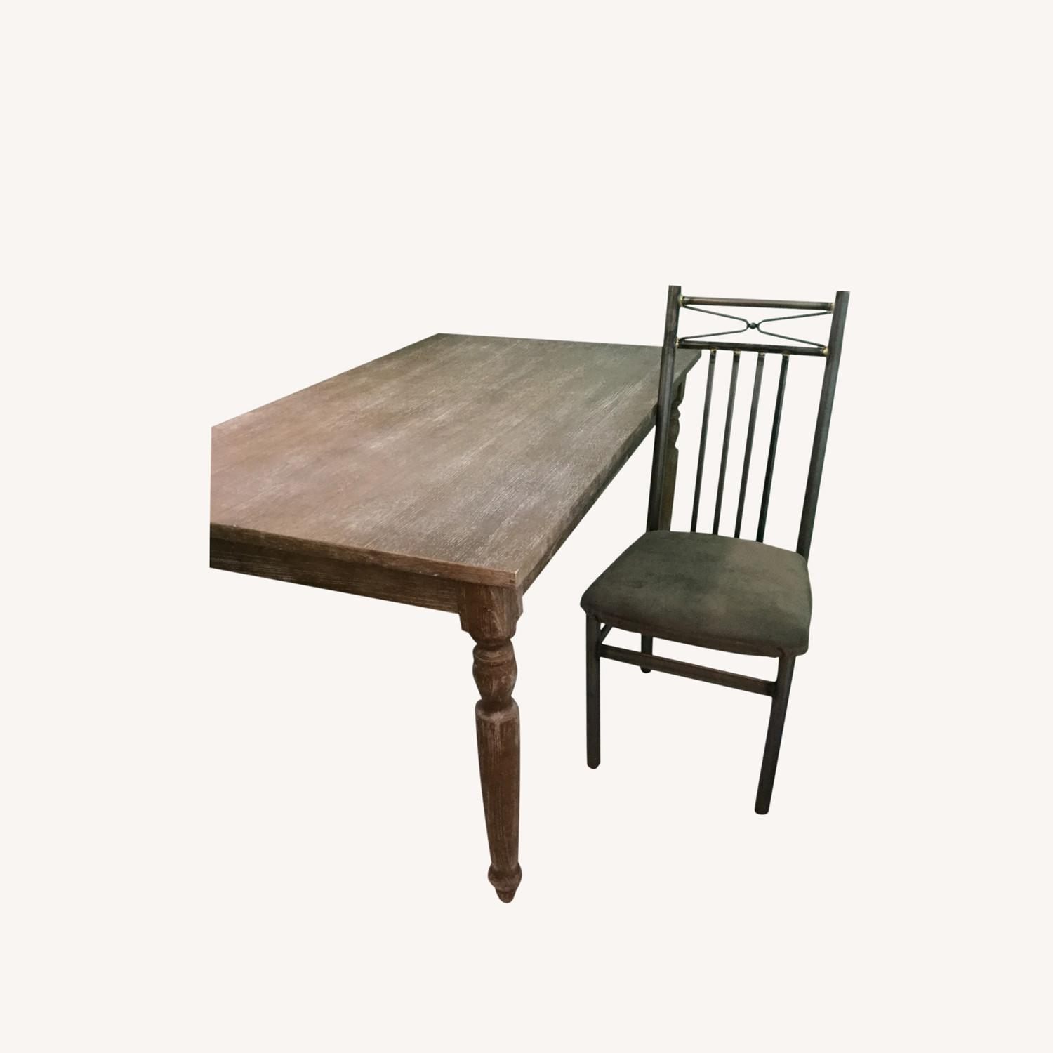 Stratford Dining Table with Chairs - image-0