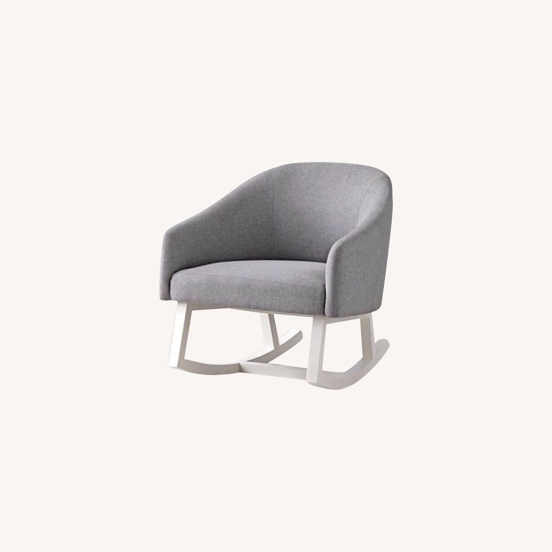 Land of Nod Neo Rocking Chair - image-0