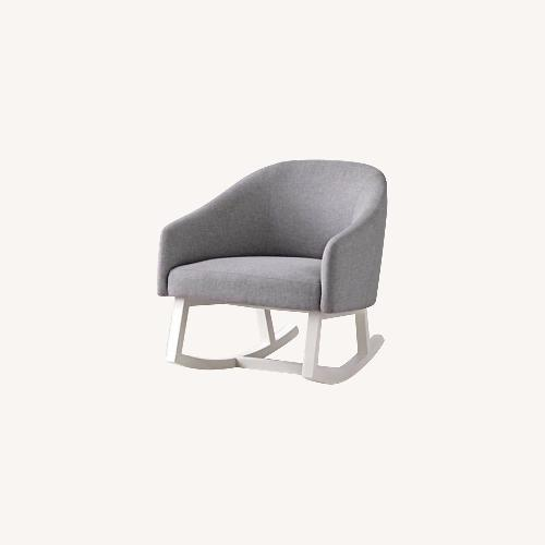 Used Land of Nod Neo Rocking Chair for sale on AptDeco