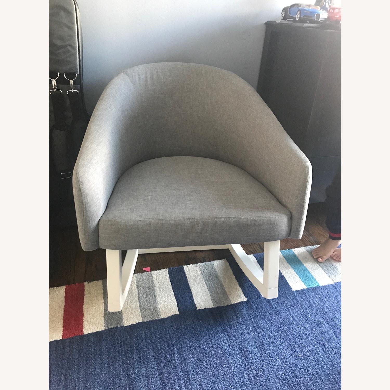Land of Nod Neo Rocking Chair - image-3