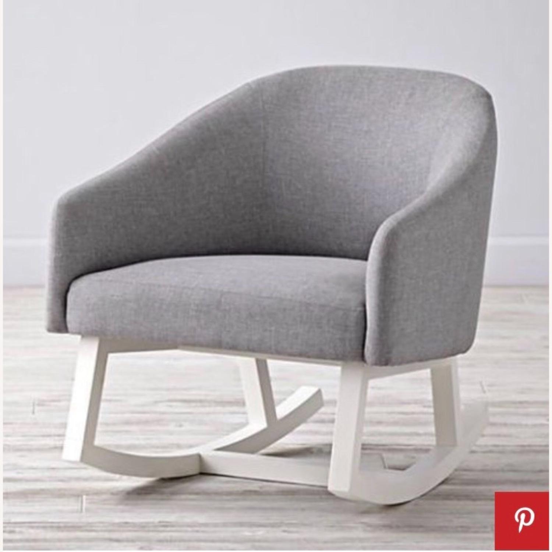 Land of Nod Neo Rocking Chair - image-4