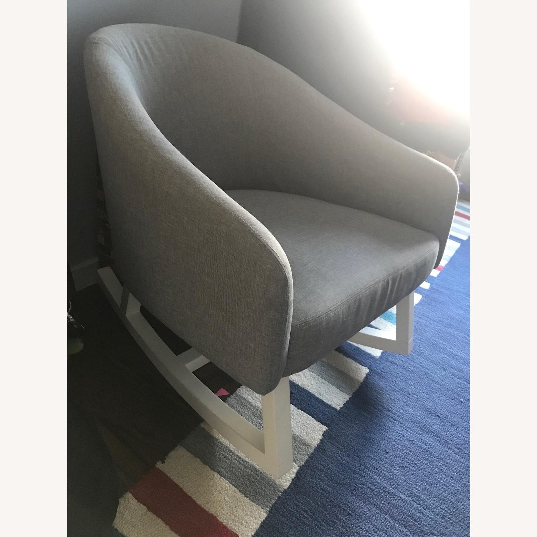 Land of Nod Neo Rocking Chair - image-1