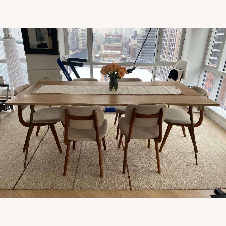 Core Light Oak Dining Table - image-1