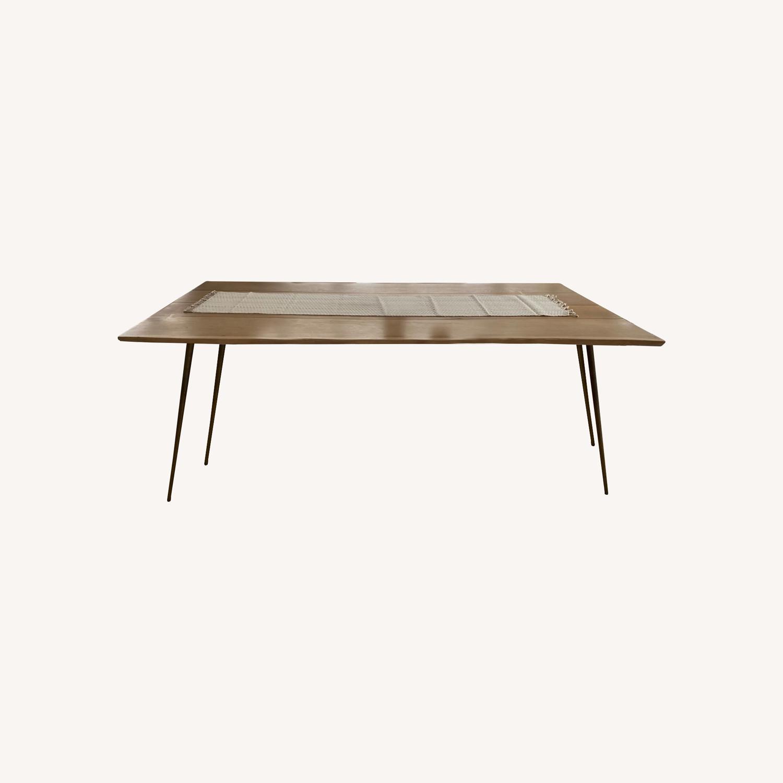 Core Light Oak Dining Table - image-0