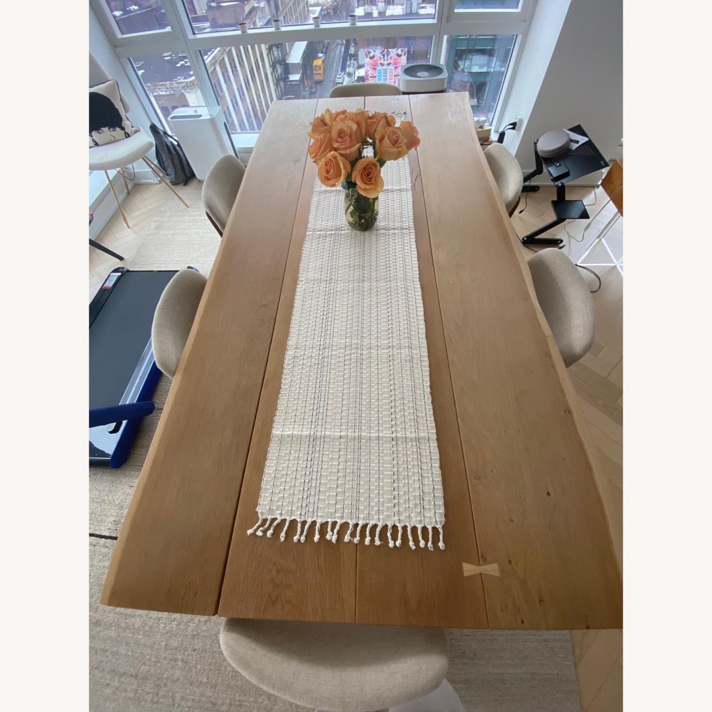 Core Light Oak Dining Table - image-3