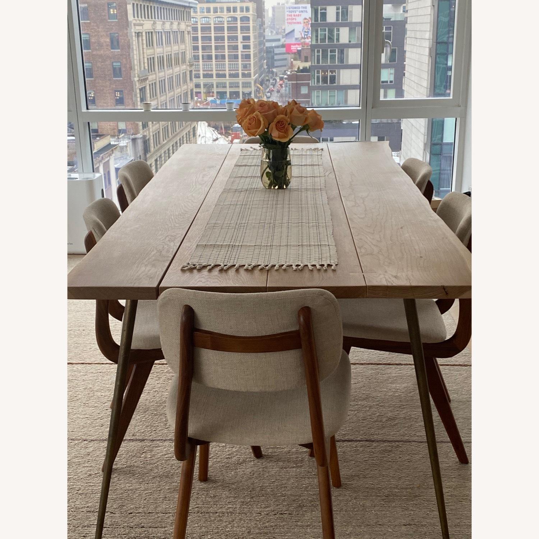 Core Light Oak Dining Table - image-2