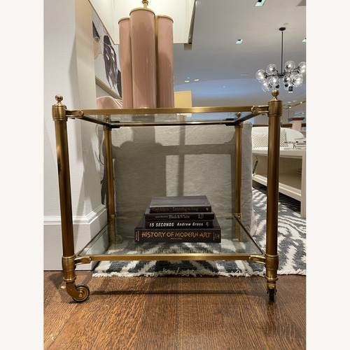 Used Williams-Sonoma Home Stevenson Side Table for sale on AptDeco