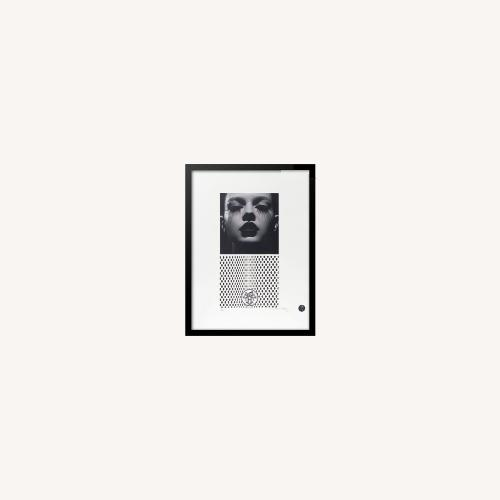 Used Hermes Ltd Ed Twiggy Print by Fairchilds Paris for sale on AptDeco