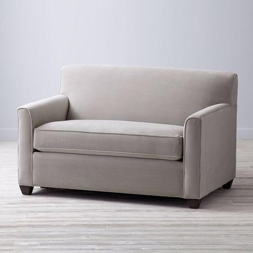 Used Land of Nod/Crate & Barrel Sleeper Sofa for sale on AptDeco