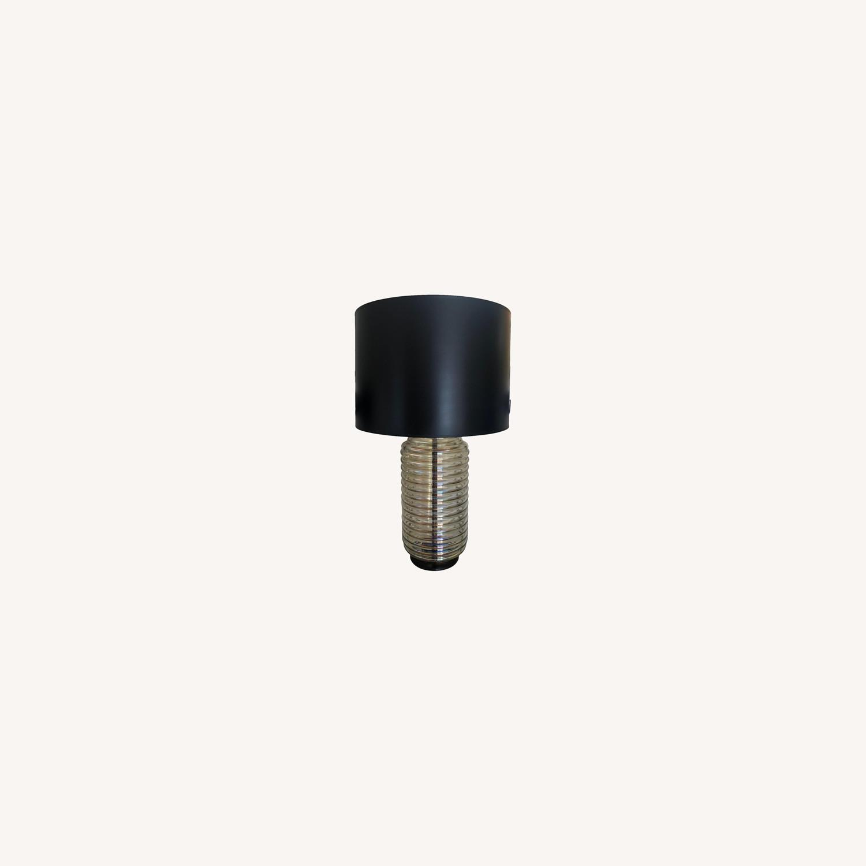 Lorin Marsh NYC Beehive Murano Lamp - image-0
