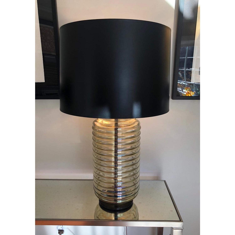 Lorin Marsh NYC Beehive Murano Lamp - image-2