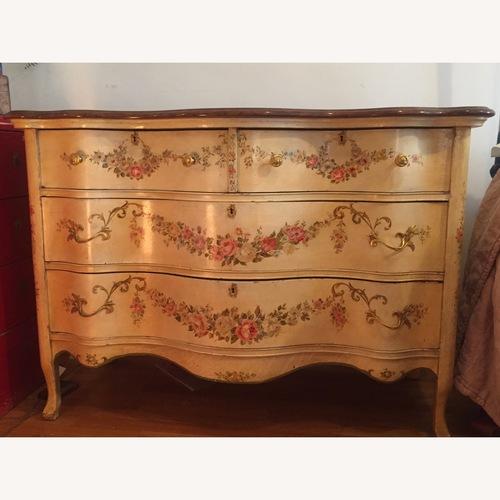 Used Vintage Painted Dresser for sale on AptDeco