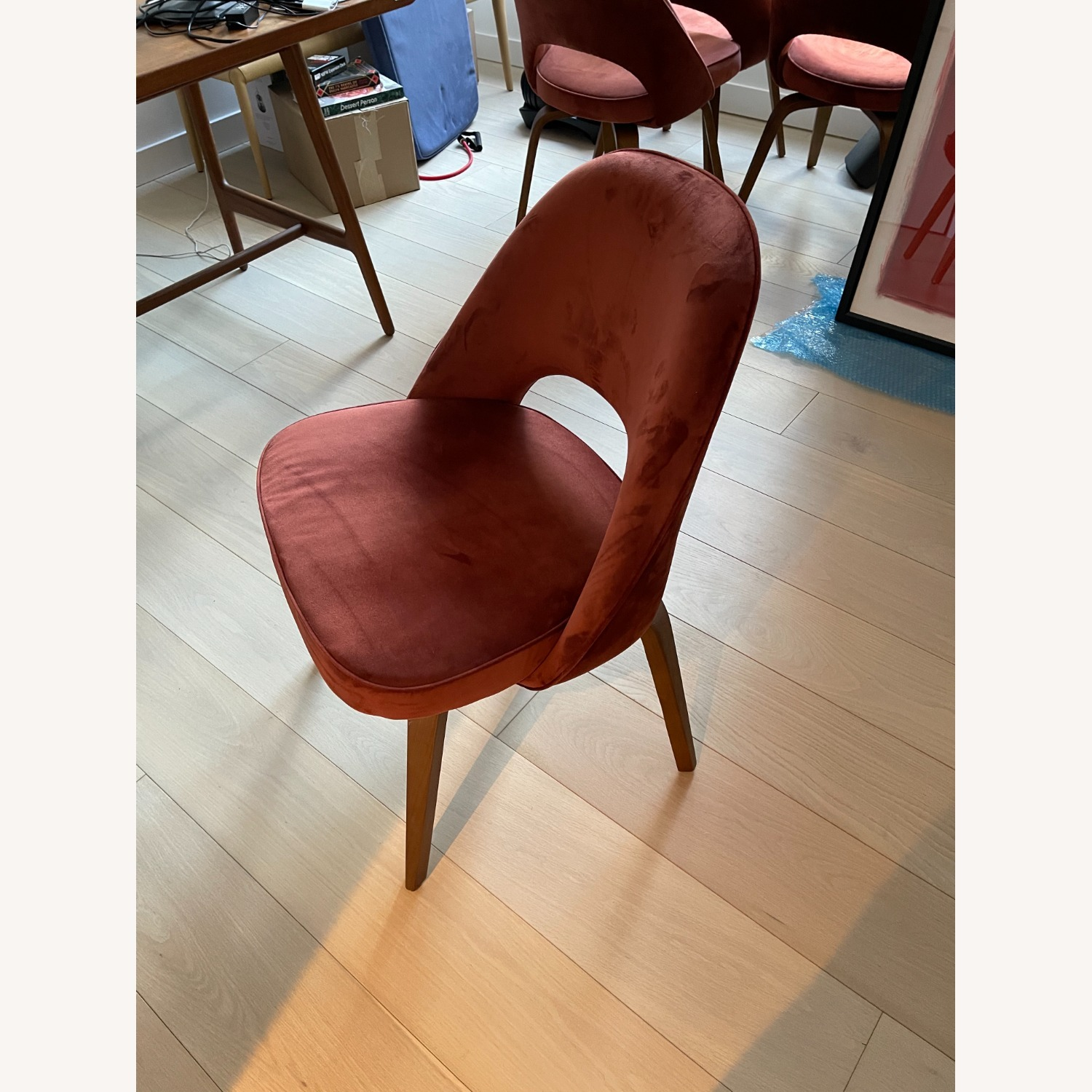 Knoll Reproduction Dining Chairs - image-2