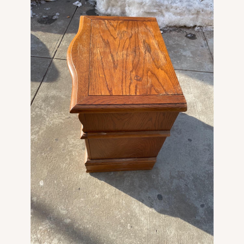 Vaughan Furniture 1970s Nightstand  - image-6