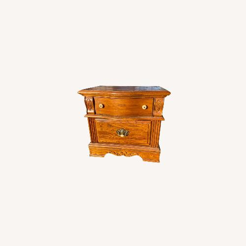 Used Vaughan Furniture 1970s Nightstand  for sale on AptDeco