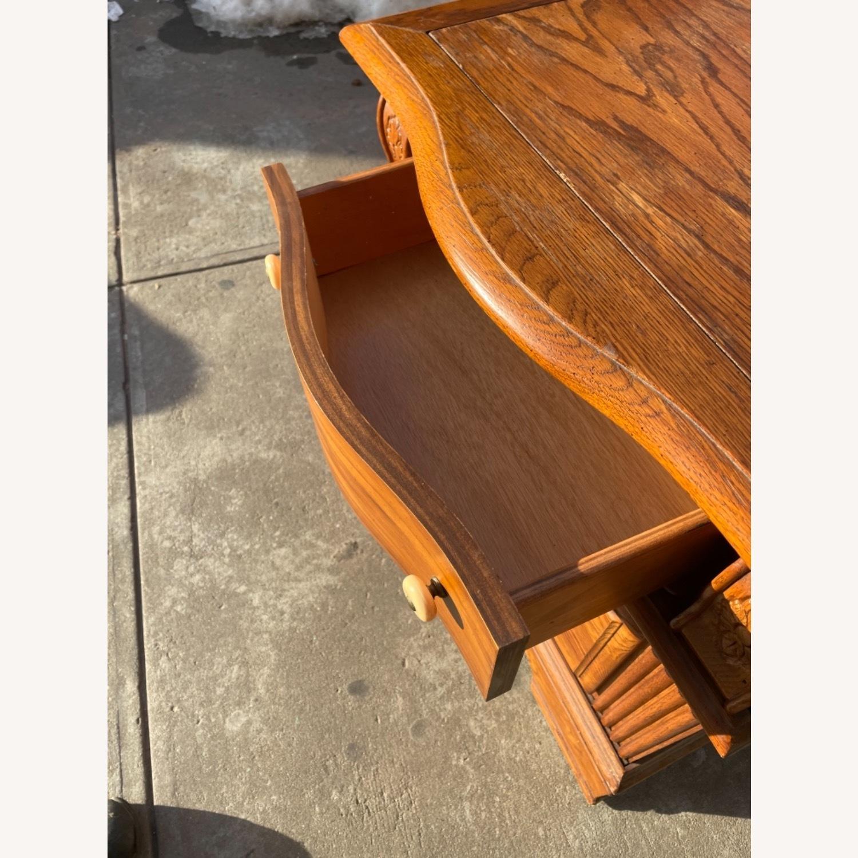 Vaughan Furniture 1970s Nightstand  - image-14