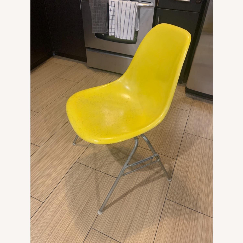 Herman Miller Eames Molded Fiberglass Side Chair - image-1