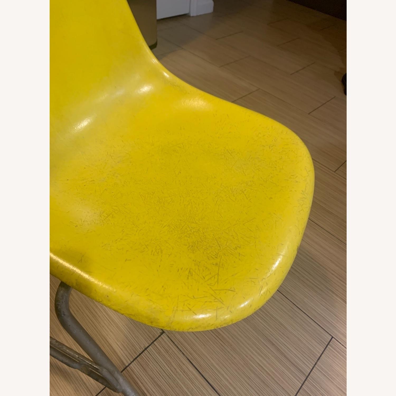 Herman Miller Eames Molded Fiberglass Side Chair - image-10