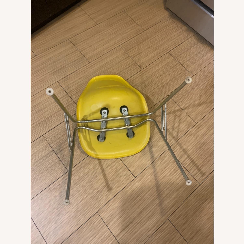 Herman Miller Eames Molded Fiberglass Side Chair - image-6