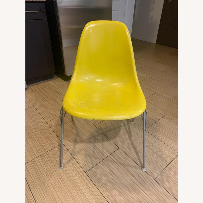 Herman Miller Eames Molded Fiberglass Side Chair - image-2