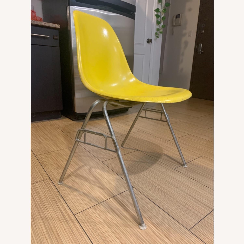 Herman Miller Eames Molded Fiberglass Side Chair - image-3
