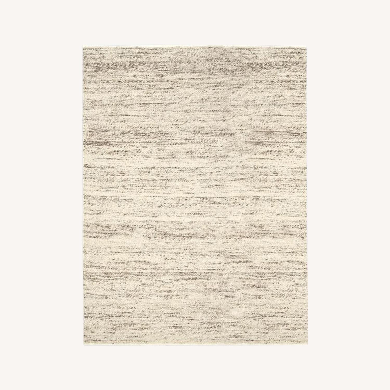 West Elm Sweater Rug - Oatmeal - image-0