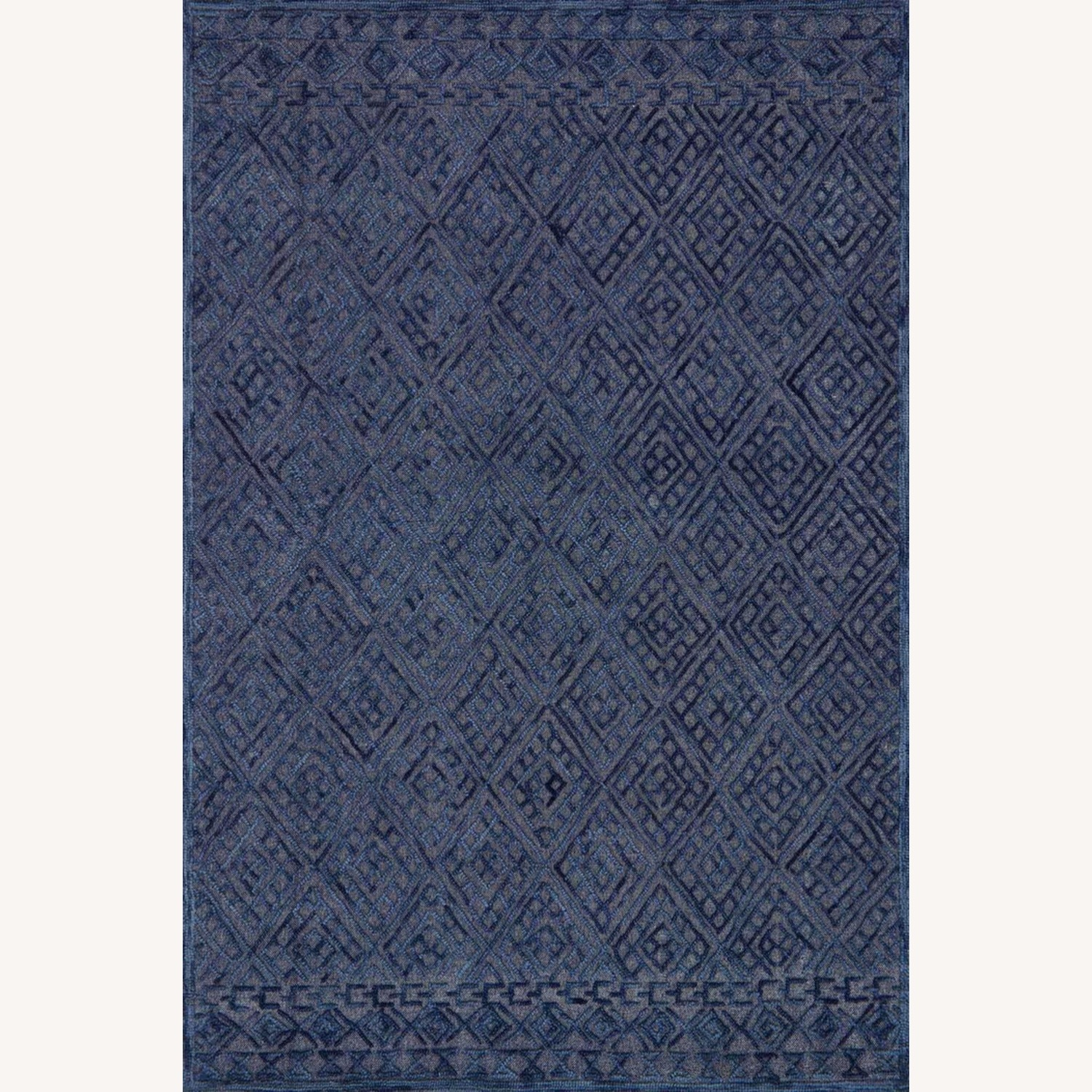 Navy Area Rug - image-3