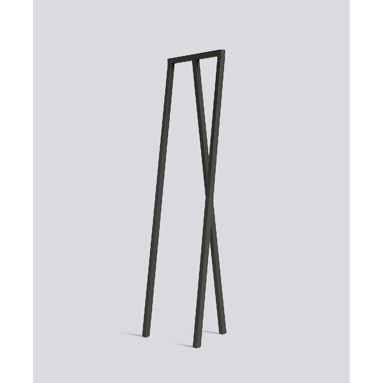 HAY Loop Stand Minimalist Clothing Rack in Black - image-11